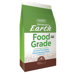 Harris Food Grade with Free Duster 4ea/4 lb
