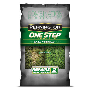 Pennington One Step Complete Tall Fescue Mulch Smart Seed 24ea/35 lb