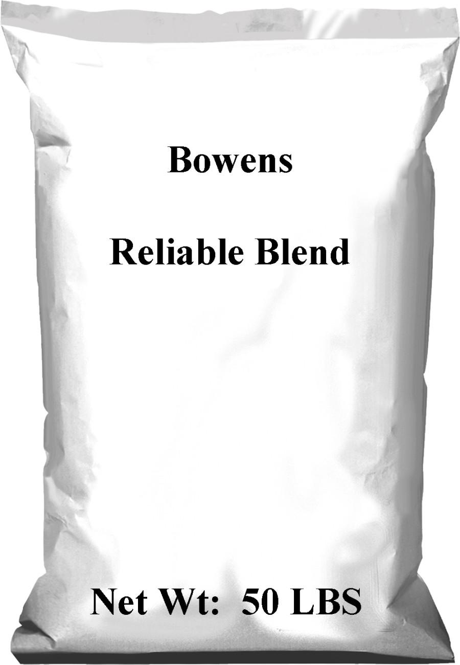 Pennington Bowens Reliable Blend 1ea/50 lb