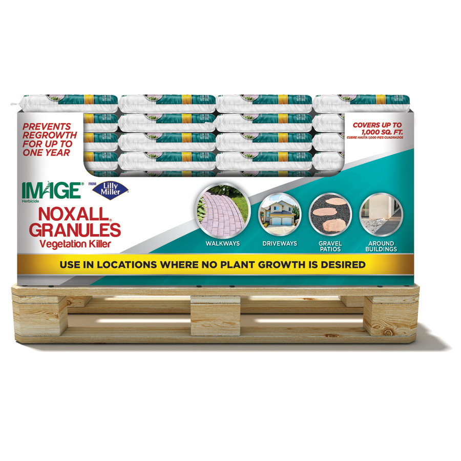 Image from Lilly Miller Noxall Vegetation Killer Granules Pallet 1ea/10 lb