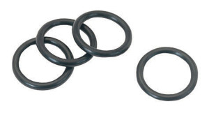 Gilmour Replacement O-Rings Flexogen Hose Seal Washers Black 20ea/6 pk