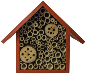 Supermoss Beneficial Bug Hotel Heather Barn Red 6ea/5.5 In (W) X 7.5 In (H)