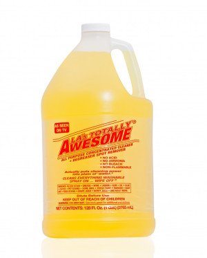 LA's Totally Awesome All Purpose Concentrated Cleaner Degreaser 4ea/1 gal