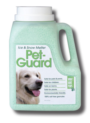 Howard Johnson Pet-Guard Ice & Snow Melter Jug 180ea/8 lb