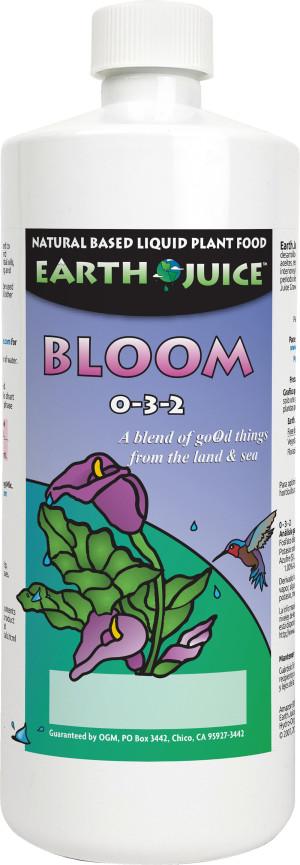 Earth Juice Bloom 0-3-2 Rock Phosphate 12ea/32 oz