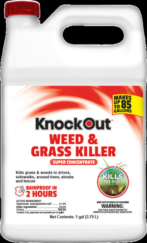 Knockout Weed & Grass Killer 41%