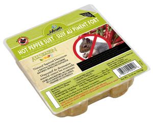 Heath Outdoor Products Hot Pepper Dough Suet Cake 12ea/11.25 oz