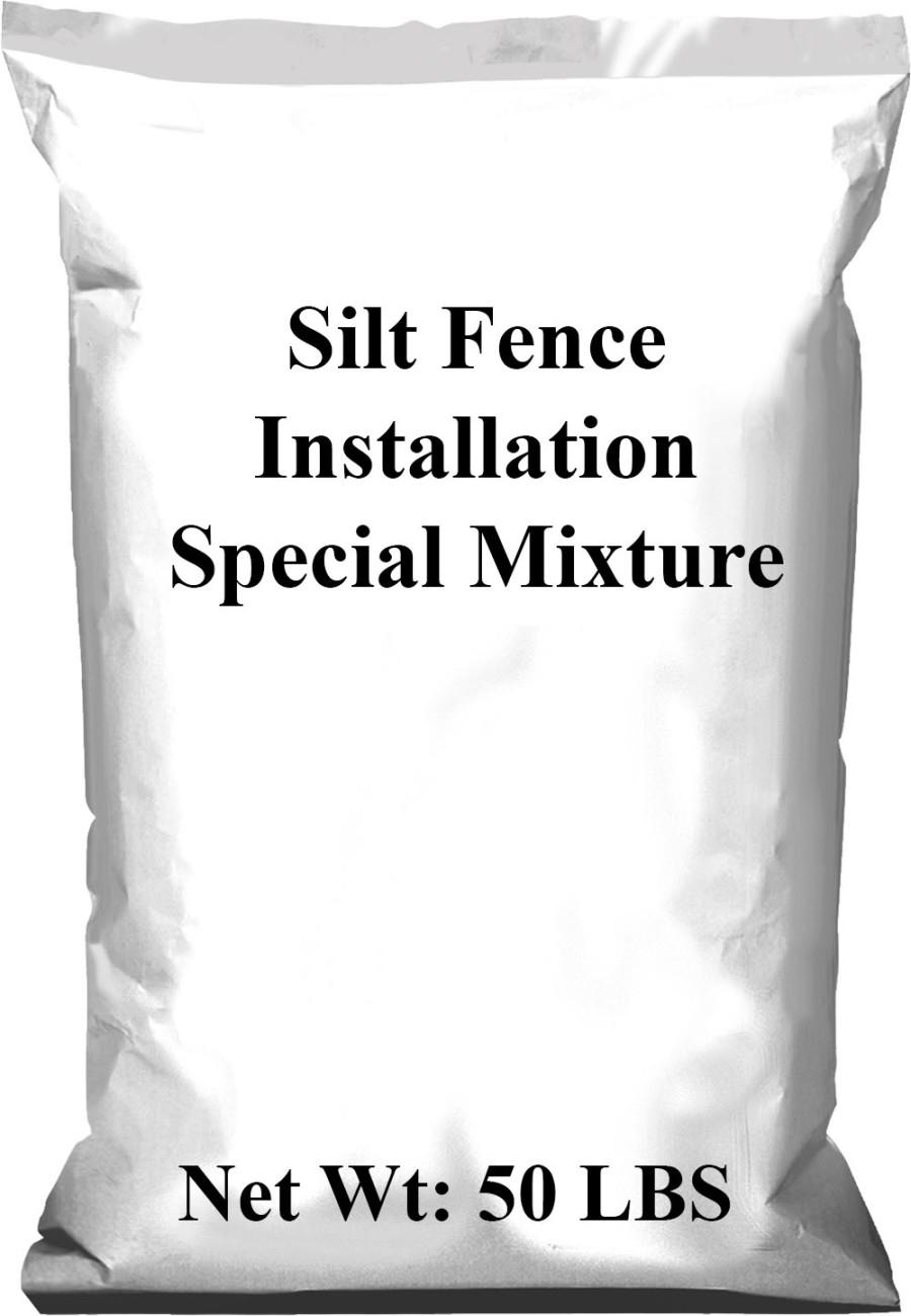 Pennington Silt Fence Installation Special Mixture 1ea/50 lb