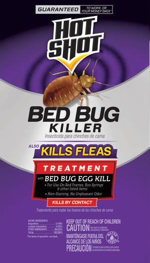 Hot Shot Bed Bug Killer Aerosol 12ea/3 oz