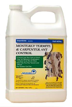 Monterey Termite & Carpenter Ant Control 12ea/32 oz
