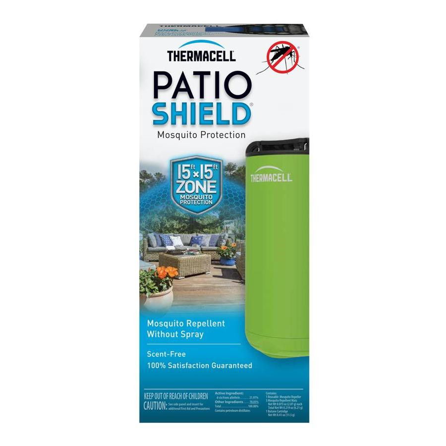 ThermaCELL Patio Shield Insect Repeller Green 1ea/Mini