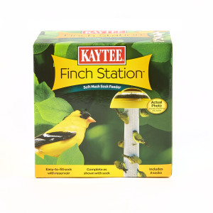 Kaytee Finch Station 2™ Soft Mesh Sock Feeder 6ea/2 Socks