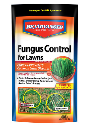 BioAdvanced Fungus Control For Lawns Granules II 1ea/10 lb