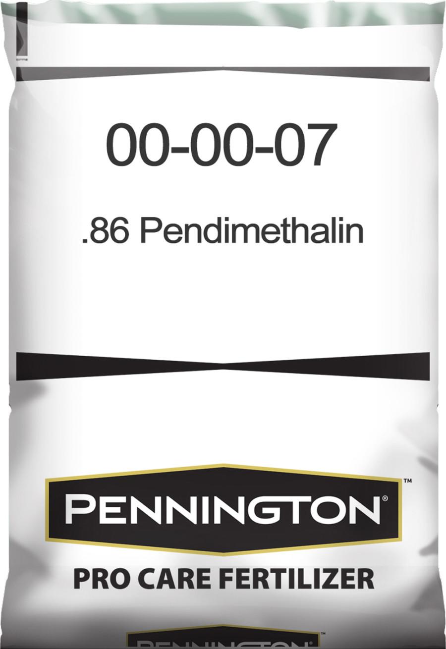 Pennington Pendimethalin .86 0-0-7 1ea/50 lb