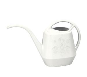 Bloem Aqua Rite Watering Can Casper White 6ea/144 oz