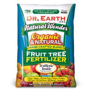 Dr. Earth Fruit Tree Fertilizer & Citrus Avocado Organic 7-4-2