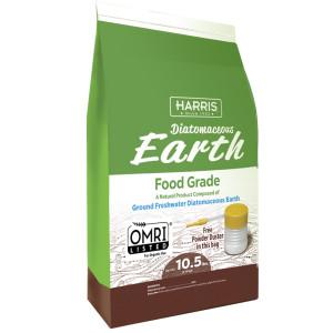 Harris Diatomaceous Earth 3ea/10.5 lb