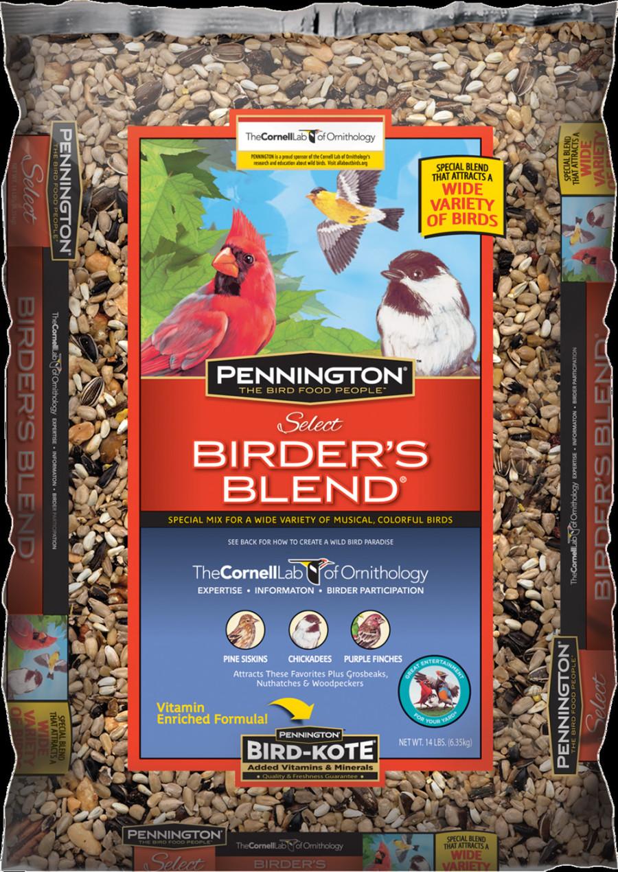 Pennington Select Birder's Blend 4ea/14 lb