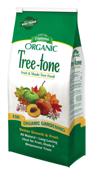Espoma Organic® Tree-tone Fruit & Shade Tree Food 6-3-2