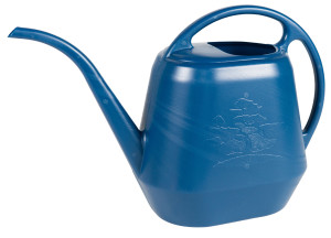 Bloem Aqua Rite Watering Can Deep Sea 12ea/56 oz