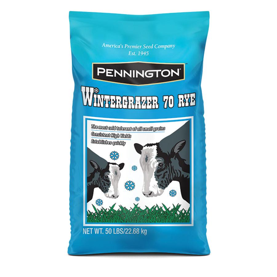 Pennington Wintergrazer 70 Rye Forage Seed 1ea/50 lb