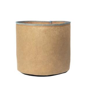RediRoot Fabric Aeration Bag #1 Tan 350ea/6.30 In (H) X 7 In (Dia)