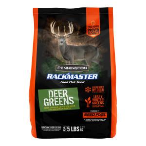 Pennington Rackmaster Deer Greens Food Plot Seed 6ea/5 lb