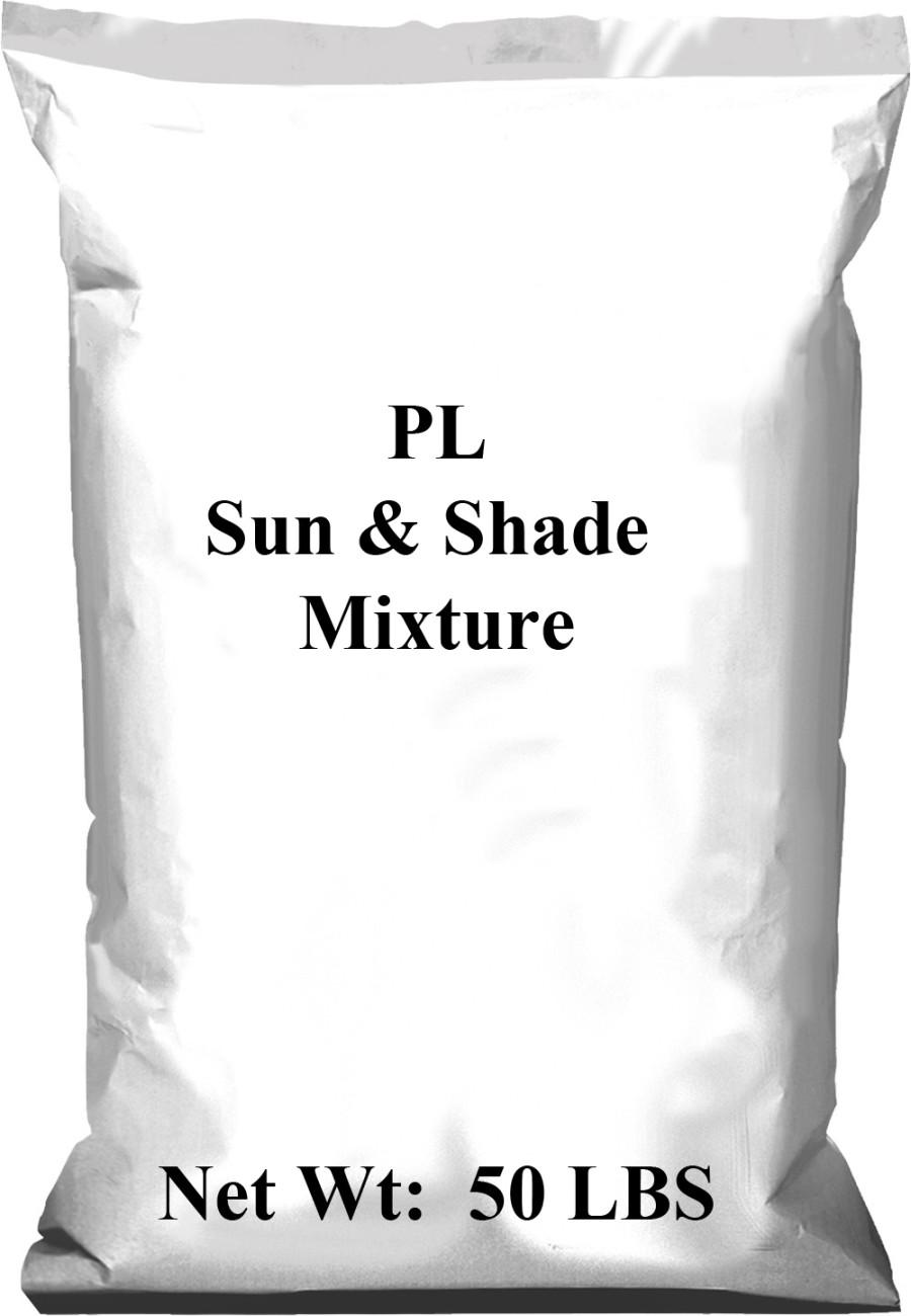 Pennington PL Sun & Shade Mixture 1ea/50 lb