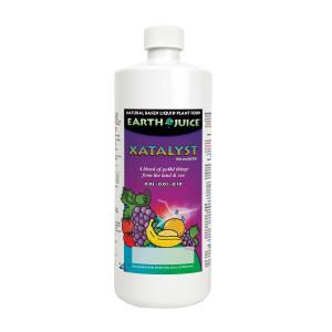 Earth Juice Xatalyst Natural Liquid Plant Food 12ea/32 oz
