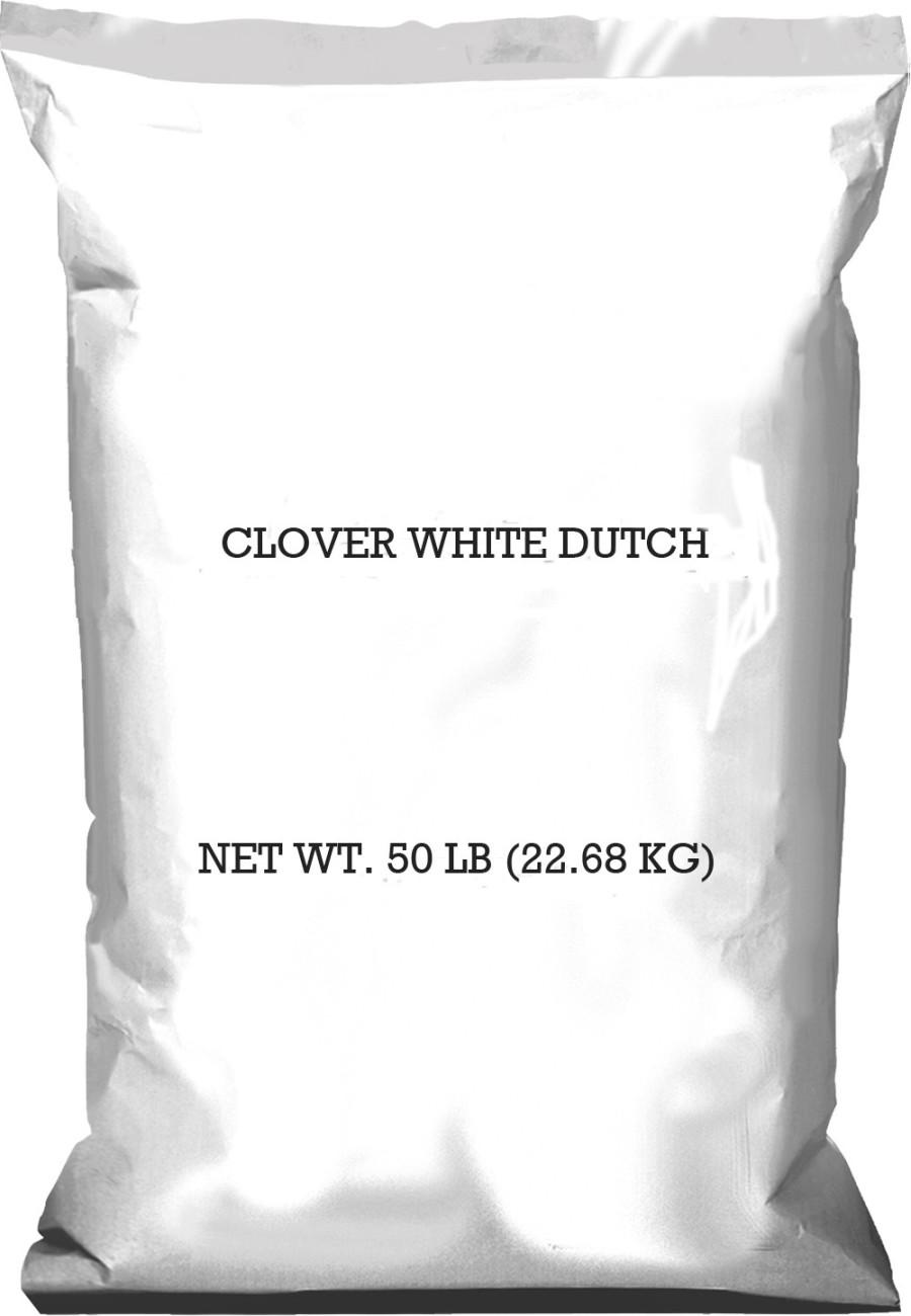Pennington Clover Dutch White 1ea/50 lb