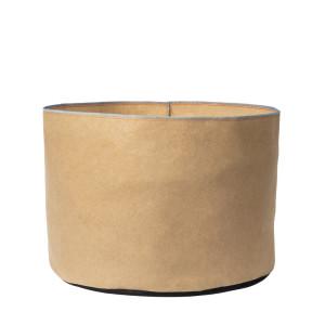 RediRoot Fabric Aeration Bag #2 Tan 310ea/7 In (H) X 8 In (Dia)
