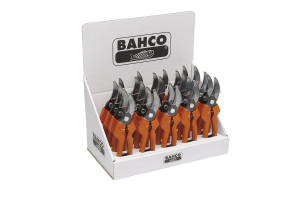 Bahco PG-10 Pruners Counter Display 24ea