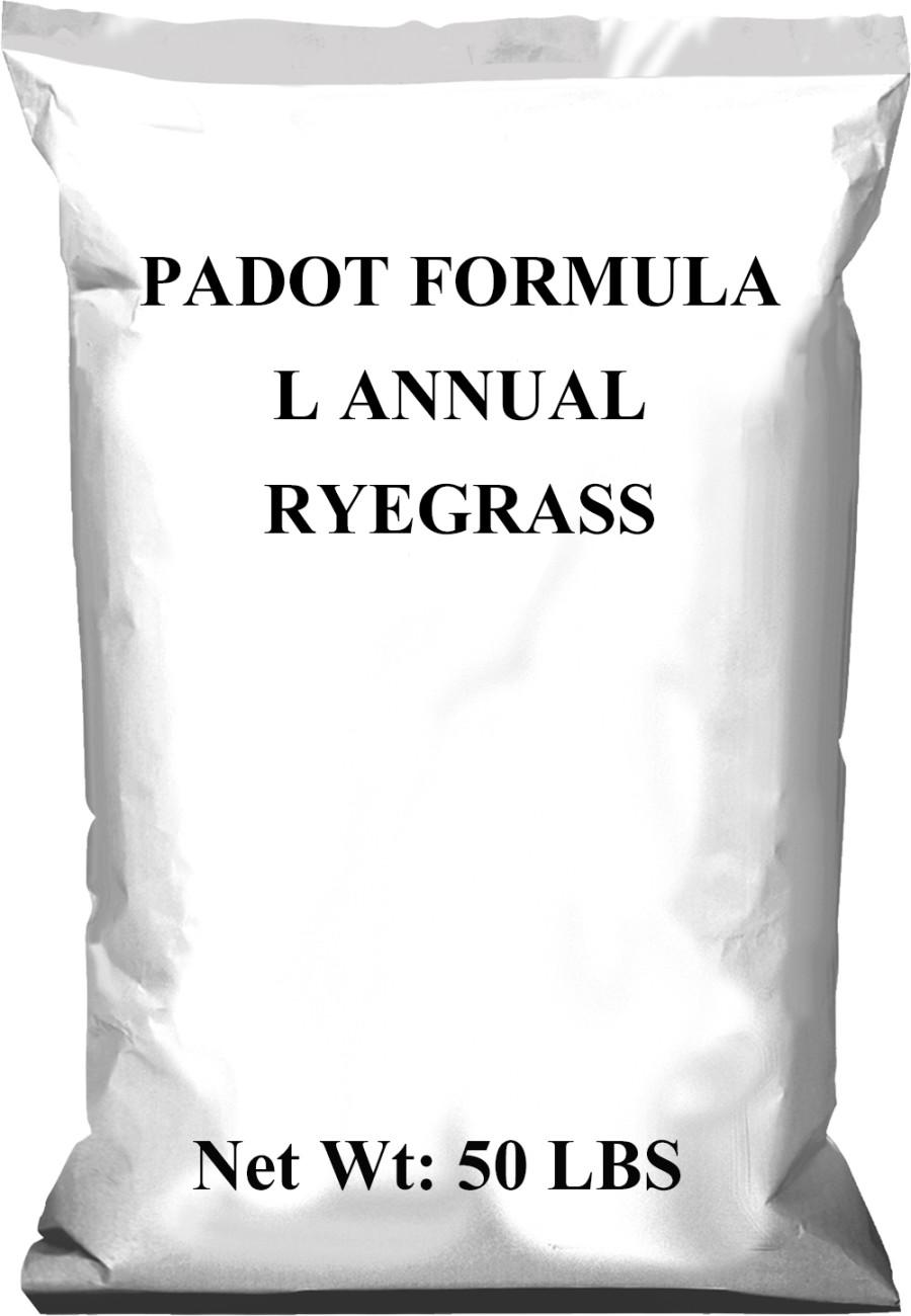 Pennington Pennsylvania Department of Transporation Mixture Formula E Annual Ryegrass 40ea/50 lb