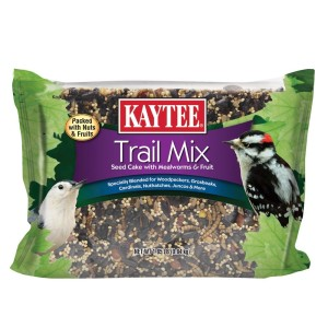 Kaytee Trail Mix Cake 6ea/1.85 lb