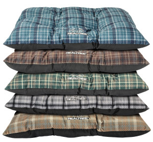 Realtree Lifestyle Pillow Pet Bed Assorted Display Assorted Colors 14ea/30In X 40 in