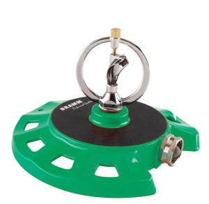 Dramm ColorStorm Spinning Sprinkler Green 6ea