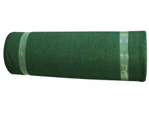 Coolaroo 70% UV Block Shade Fabric Roll Forest Green 1ea/6Ftx100 ft