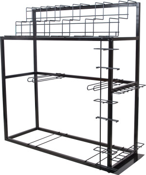 Ames Striking Rack 4-foot Display 1ea