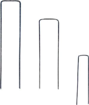 DeWitt 11-Gauge Anchor Pins 500pk Silver 1ea/6Inx1 in