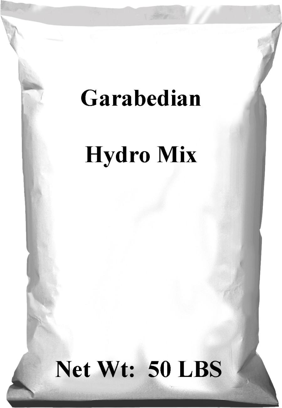 Pennington Garabedian Hydro Mix 1ea/50 lb