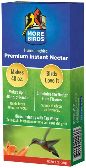 Classic Brands More Birds® Hummingbird Nectar Concentrate Powder Red 24ea/8 fl oz