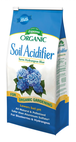 Espoma Organic Soil Acidifier Lowers pH Natural 6ea/6 lb