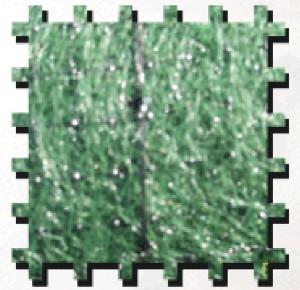 Erosion Tech Turf Reinforcement Mat Green 1ea/10Oz Fiber Density 7-1/2Ftx120 ft