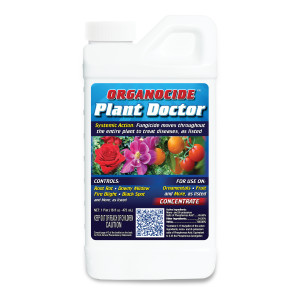 Organocide Plant Doctor Systemic Fungicide Concentrate 12ea/16 fl oz