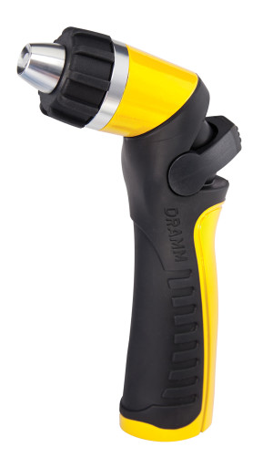 Dramm One Touch Twist Adjustable Nozzle Yellow 2ea