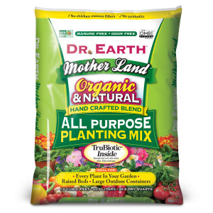 Dr. Earth Mother Land All Purpose Planting Mix Organic 1ea/1.5Cuft