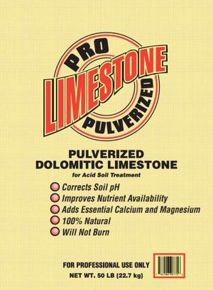 Oldcastle Pro Select Dolomitic Pulverized Limestone 1ea/50 lb