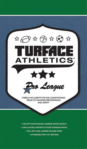 Turface Pro League Champion Brown 1ea/50 lb
