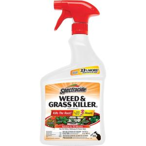 Spectracide Weed & Grass Killer Ready To Use