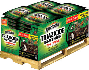 Spectracide Triazicide Insect Killer for Lawns Granules 24ea/20 lb